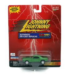 1970 Dodge Challenger JOHNNY LIGHTNING Diecast 1:64 Scale FREE SHIPPING