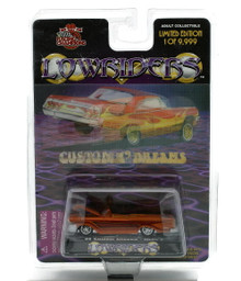 1958 Chevy Impala LOWRIDERS CUSTOM DREAMS LE Diecast 1:64 Scale FREE SHIPPING