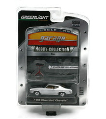 1969 Chevy Chevelle Greenlight Muscle Car Garage Hobby Diecast 1:64 FREE SHIPPING