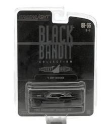 1967 Chevrolet Impala SS Greenlight BLACK BANDIT LE 3500 Diecast 1:64 FREE SHIPPING