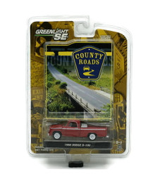 1966 Dodge D-100 Pickup GREENLIGHT COUNTRY ROADS Diecast 1:64 FREE SHIPPING