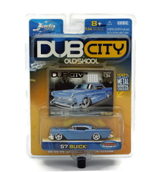 1957 Buick Jada DUB City Old Skool Diecast 1:64 Scale FREE SHIPPING