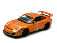 Porsche 911 GT3 RS 4.0 MAISTO SPECIAL EDITION Diecast 1:18 Scale Metallic Orange