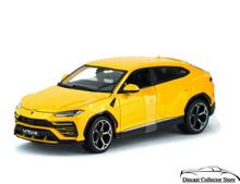 Lamborghini Urus MAISTO SPECIAL EDITION Diecast 1:18 Scale Yellow