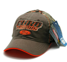 Hat - Ford Trucks Real Tree Camouflage & Orange Embroidered Ball Cap FREE SHIPPING