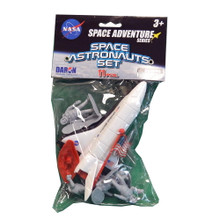 NASA Space Adventure 11 Piece Astronaut Shuttle Set