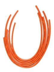 4T - Free Flow Carb Vent Kit Orange