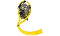 2T - Free Flow Carb Vent Kit Yellow