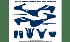 2016 Husqvarna Template