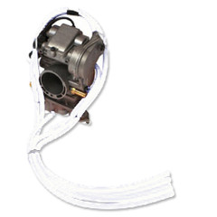 2T - Free Flow Carb Vent Kit White