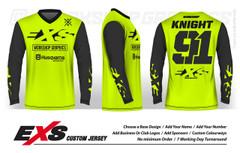Elite Yellow - EXS Race Jersey