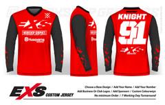 Custom Race Jerseys by EXS Custom Jerseys