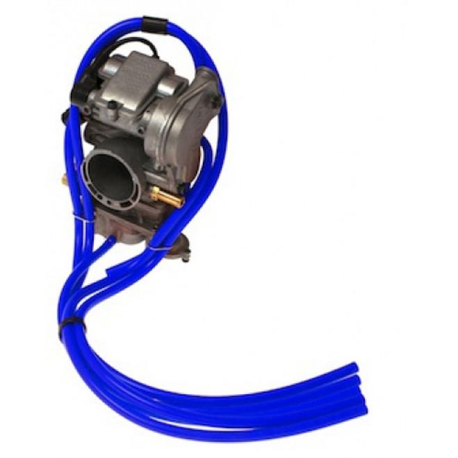 4T - Free Flow Carb Vent Kit Blue