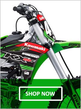 Kawasaki MX Graphics