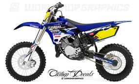 Yamaha YZ85 MX Graphics