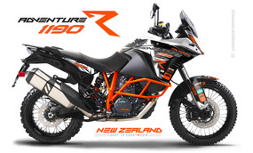 KTM 1190 Adventure R Graphics