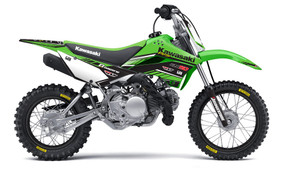 Mercy KLX110 - Graphics Kit
