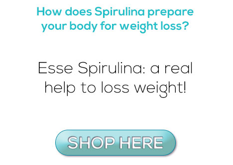 How does Spirulina help you lose weight