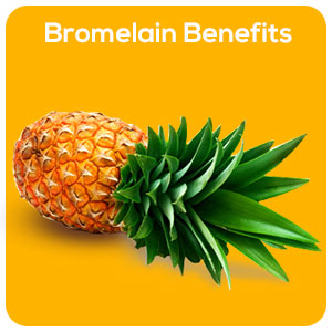 Health benefits of Bromelain