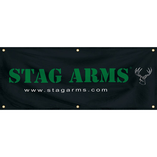 Stag Banner - Small