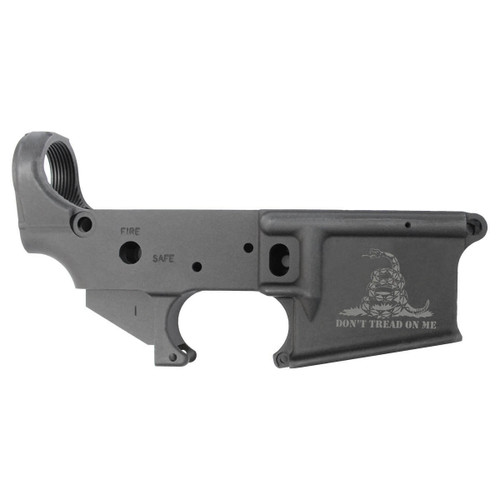Gadsden Stripped Lower Receiver