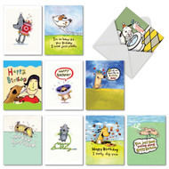 M3792BD - Doggy: Assorted Set of 10 Cards