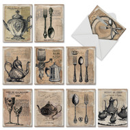 M4191TY - Timeless Tabletop: Assorted Set of 10 Cards