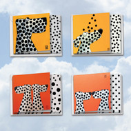 MQ4976OC - See Spot: Square-Top Mixed Set of 12 Cards