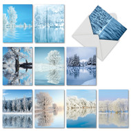 AM6134SG - Tree-flections: Mini Mixed Set of 10 Cards