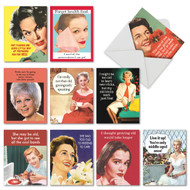 M6620BD - Ageless Wisdom: Mixed Set of 10 Cards