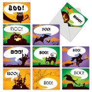 M6688HW - Boo-Tiful Notes: Assorted Set of 10 Cards