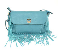 Ceto Concealed Carry Purse (Teal)