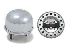 SPECTRE PERFORMANCE Chrome Push-In Breather Cap #4280