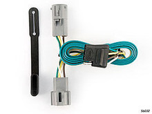 Curt 56032 Trailer Hitch T Connector Wiring Kit Fits 03-07 Ford F-250 Super Duty