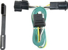 Curt 56031 Trailer Hitch T Connector Wiring Kit Fits 97-03 Ford F-150