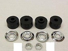 Club Car Shock Bushing Kit (82+) DS/Precedent Golf Cart | Two Front/Rear Studs