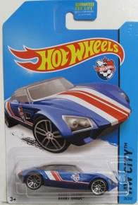 2014 Hot Wheels HW City France World Cup Soccer Avant Garde