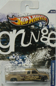 Hot Wheels HW Jukebox 28/32 Grunge Customized C3500