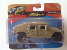 Maisto Adventure Wheels Die-Cast Power Racers - Humvee (Desert Tan)