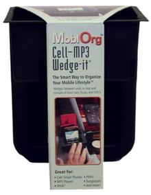 MoblOrg Cell-MP3 Wedge-it Organizer 81102
