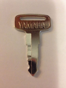 Yamaha G1,G2,G8,G9,G11 Gas or Electric Golf Cart Replacement Ignition Key