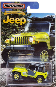 MATCHBOX JEEP ANNIVERSARY EDITION BLACK JEEP HURRICANE7.95