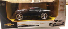 1:24 Scale Chevrolet Camaro Copo Licensed Friction Car (Black)