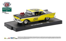 M2 Machines Auto-Drivers 1:64 R45 1957 Ford Fairlane 500 ACCEL