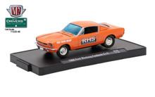 M2 Machines Auto-Drivers 1:64 R46 1966 Ford Mustang Fastback 2+2 RHS