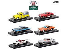 M2 Machines 11228-46 Drivers 6 Cars Set Release 46 In Blister Packs 1/64 Diecast