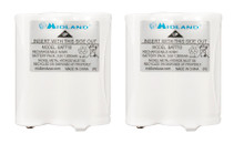 Midland Rechargeable Batteries For T70 Series (2-Pack / AVP13)