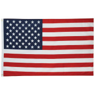 Wholesale lot of (100) 3' x 5' United States Flag