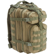"""Wholesale lot of (10) Extreme Pak 17"""" Tactical Backpack"""