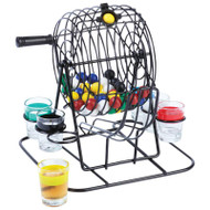Wholesale lot of (12) Maxam 55pc Lottery-Style Drinking Game